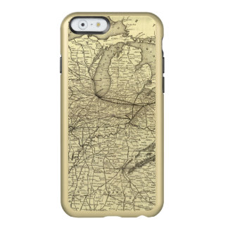 New York, Pennsylvania and Ohio Railroad Incipio Feather® Shine iPhone 6 Case
