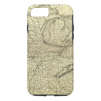 New York, Pennsylvania and Ohio Railroad iPhone 8/7 Case
