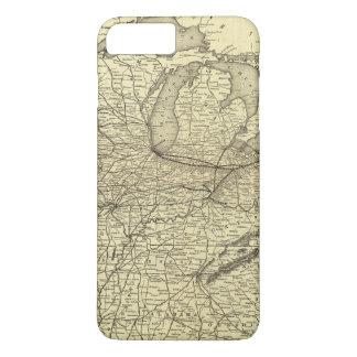 New York, Pennsylvania and Ohio Railroad iPhone 8 Plus/7 Plus Case