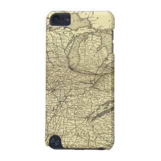 New York, Pennsylvania and Ohio Railroad iPod Touch (5th Generation) Cases