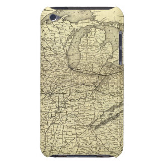 New York, Pennsylvania and Ohio Railroad iPod Touch Case-Mate Case