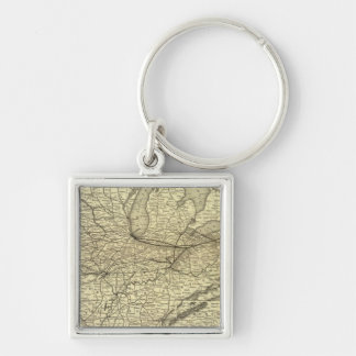 New York, Pennsylvania and Ohio Railroad Key Ring