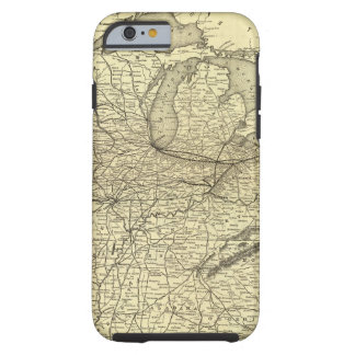 New York, Pennsylvania and Ohio Railroad Tough iPhone 6 Case
