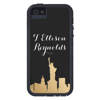 New York Phone Case - SRF iPhone 5 Case
