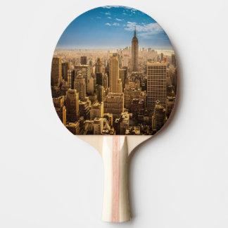 New York Ping Pong Paddle