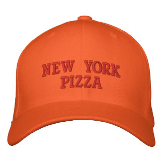 NEW YORK PIZZA BASEBALL CAP