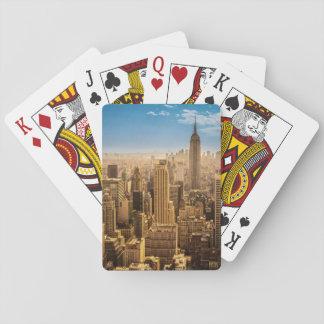 New York Poker Deck