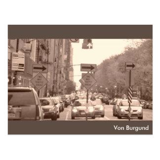 New York - postcard