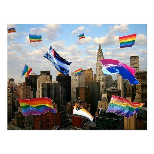 New York Pride II Postcards