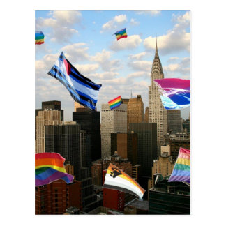 New York Pride II Post Cards