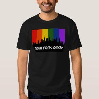 New York Pride Tees