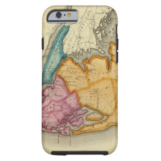 New York, Queens, Kings, Richmond counties Tough iPhone 6 Case