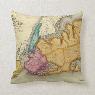 New York, Queens, Kings, Richmond counties Cushion