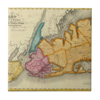 New York, Queens, Kings, Richmond counties Tile