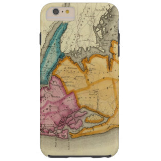 New York, Queens, Kings, Richmond counties Tough iPhone 6 Plus Case