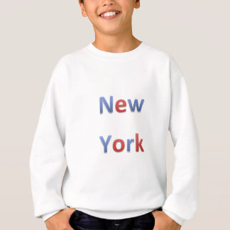 New York Retro Style 1 Sweatshirt