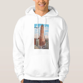 New York: Ritz Tower Hoodie