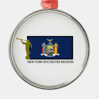 NEW YORK ROCHESTER MISSION LDS CTR CHRISTMAS ORNAMENT
