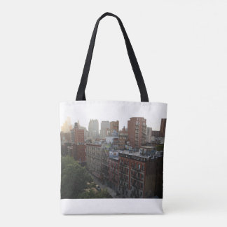 New York Rooftops Tote Bag