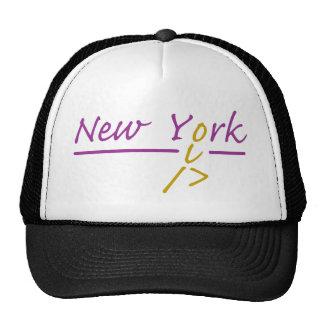 New York runner Hat
