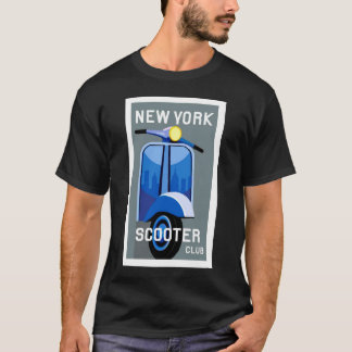 New York Scooter Club T-Shirt