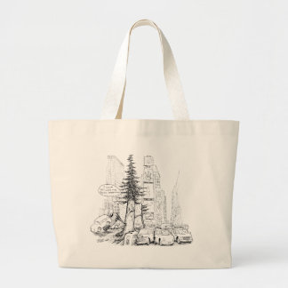 New York Sequoia Canvas Bag