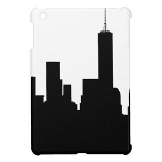 New York Silhouette iPad Mini Covers