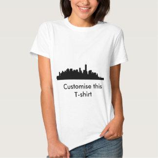 New York Silhouette Tshirts