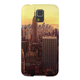 New York skyline city with Empire State Case For Galaxy S5