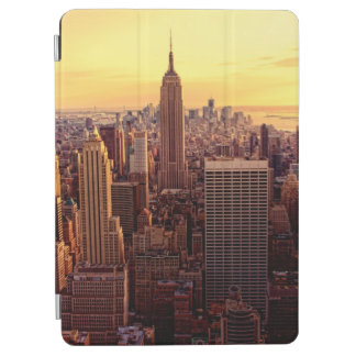 New York skyline city with Empire State iPad Air Cover