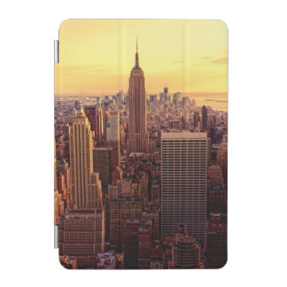 New York skyline city with Empire State iPad Mini Cover