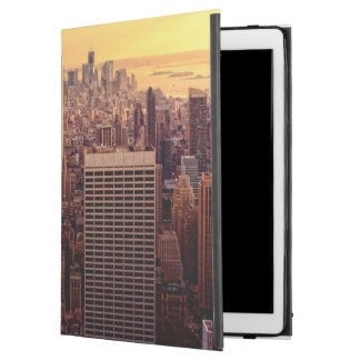 "New York skyline city with Empire State iPad Pro 12.9"" Case"