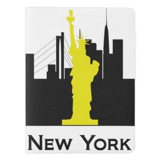 New York Skyline Extra Large Moleskine Notebook