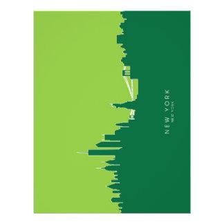 New York Skyline Flyer
