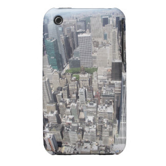 New York Skyline from above, Iphone 3gs Case