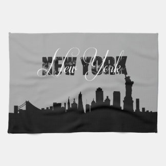 New York, Skyline gym Towels