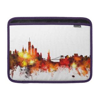 New York Skyline MacBook Sleeve