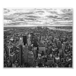 New York Skyline Photograph