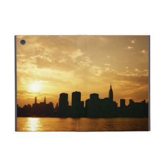New York Skyline Sunset iPad Mini Case