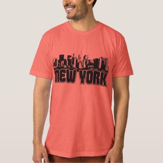 New York Skyline Tees