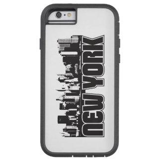 New York Skyline Tough Xtreme iPhone 6 Case