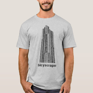 New York Skyscraper Photo Art t-Shirt