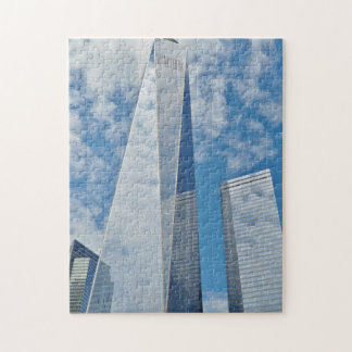 New York Skyscrapers. Jigsaw Puzzle
