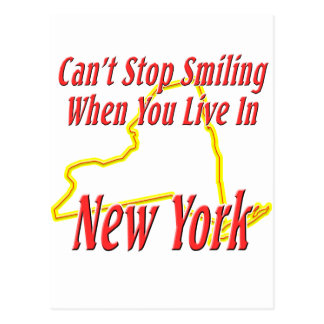New York - Smiling Postcards