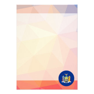 New York Souvenir 13 Cm X 18 Cm Invitation Card