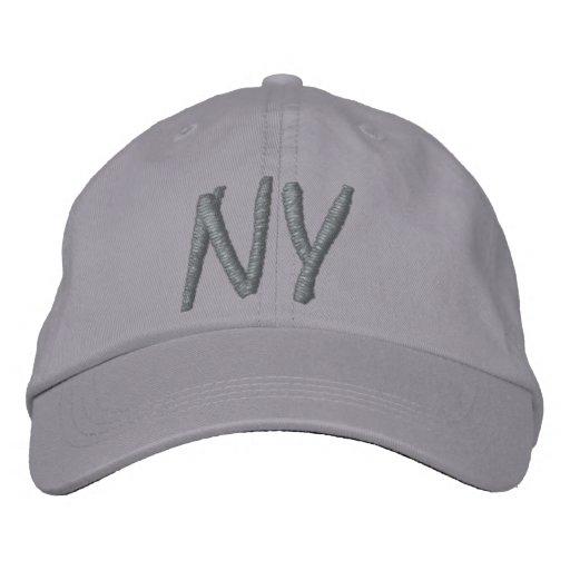 New York Souvenir Baseball Cap Embroidered Cap Hat