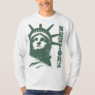 New York Souvenir Shirt Statue of Liberty Shirt