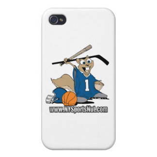 New York Sports Nut iPhone 4 Case