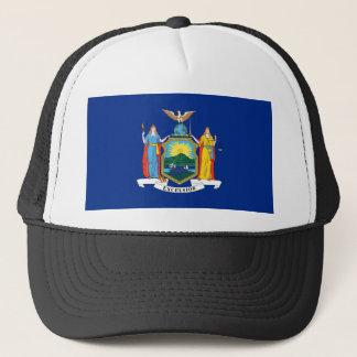 new york state flag united america republic symbol trucker hat