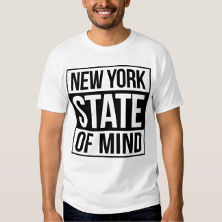 New York State of Mind Tshirts